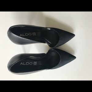 Shoes - Aldo Black High Heel